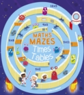 Maths Mazes: Times Tables - Book