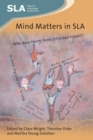 Mind Matters in SLA - Book