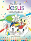 The Story of Jesus Colouring Book - Book