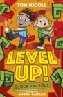 Level Up: Block and Roll - Book