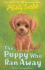The Puppy Who Ran Away - Book