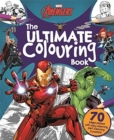 Marvel Avengers: The Ultimate Colouring Book - Book