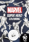 Marvel Super Hero Colouring - Book
