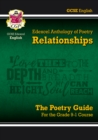New GCSE English Literature Edexcel Poetry Guide: Relationships Anthology - for the Grade 9-1 Course - Book