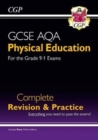 Grade 9-1 GCSE Physical Education AQA Complete Revision & Practice (with Online Edition) - Book