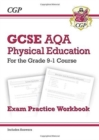New GCSE Physical Education AQA Exam Practice Workbook - for the Grade 9-1 Course (incl Answers) - Book