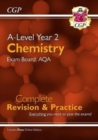 New A-Level Chemistry: AQA Year 2 Complete Revision & Practice with Online Edition - Book