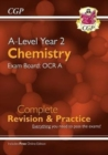 New A-Level Chemistry: OCR A Year 2 Complete Revision & Practice with Online Edition - Book