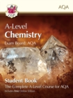 A-Level Chemistry for AQA: Year 1 & 2 Student Book with Online Edition - Book