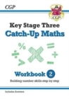 New KS3 Maths Catch-Up Workbook 2 (with Answers) - Book
