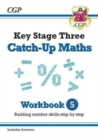 New KS3 Maths Catch-Up Workbook 5 (with Answers) - Book