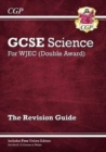 New WJEC GCSE Science Double Award - Revision Guide (with Online Edition) - Book