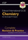 New Grade 9-1 Edexcel International GCSE Chemistry: Complete Revision & Practice with Online Edition - Book