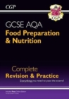 New 9-1 GCSE Food Preparation & Nutrition AQA Complete Revision & Practice (with Online Edn) - Book