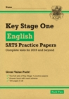 KS1 English SATS Practice Papers: Pack 2 (for the 2021 tests) - Book