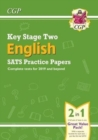 KS2 English SATS Practice Papers (for the 2021 tests) - Book