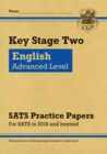 KS2 English Targeted SATS Practice Papers: Advanced Level (for the 2021 tests) - Book