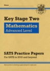 New KS2 Maths Targeted SATS Practice Papers: Advanced Level (for the 2021 tests) - Book
