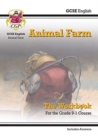 New Grade 9-1 GCSE English - Animal Farm Workbook (includes Answers) - Book