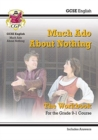 New Grade 9-1 GCSE English Shakespeare - Much Ado About Nothing Workbook (includes Answers) - Book