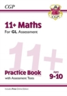 New 11+ GL Maths Practice Book & Assessment Tests - Ages 9-10 (with Online Edition) - Book
