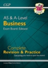 New AS and A-Level Business: Edexcel Complete Revision & Practice with Online Edition - Book