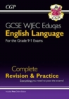 New Grade 9-1 GCSE English Language WJEC Eduqas Complete Revision & Practice (with Online Edition) - Book