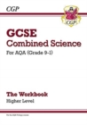 New Grade 9-1 GCSE Combined Science: AQA Workbook - Higher - Book