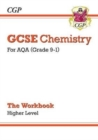 New Grade 9-1 GCSE Chemistry: AQA Workbook - Higher - Book