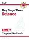 New KS3 Science Year 7 Targeted Workbook (with answers) - Book