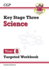 KS3 Science Year 8 Targeted Workbook (with answers) - Book