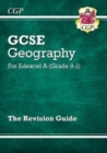 New Grade 9-1 GCSE Geography Edexcel A - Revision Guide - Book