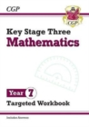 New KS3 Maths Year 7 Targeted Workbook (with answers) - Book