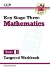 New KS3 Maths Year 8 Targeted Workbook (with answers) - Book