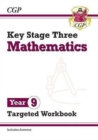 New KS3 Maths Year 9 Targeted Workbook (with answers) - Book