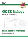 New Grade 9-1 GCSE Biology: AQA Exam Practice Workbook - Foundation - Book
