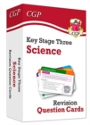 KS3 Science Revision Question Cards - Book
