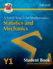 New A-Level Maths for Edexcel: Statistics & Mechanics - Year 1/AS Student Book (with Online Edn) - Book