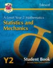 New A-Level Maths for Edexcel: Statistics & Mechanics - Year 2 Student Book (with Online Edition) - Book