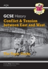 New Grade 9-1 GCSE History AQA Topic Guide - Conflict and Tension Between East and West, 1945-1972 - Book