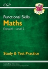 New Functional Skills Edexcel Maths Level 2 - Study & Test Practice (with Online Edition) - Book