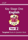 New KS1 English Targeted Study & Question Book - Year 2 - Book