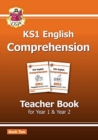 New KS1 English Targeted Comprehension: Teacher Book 2 for Year 1 & Year 2 - Book