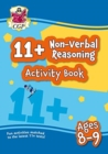 New 11+ Activity Book: Non-Verbal Reasoning - Ages 8-9 - Book