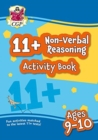 New 11+ Activity Book: Non-Verbal Reasoning - Ages 9-10 - Book