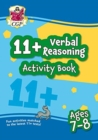 New 11+ Activity Book: Verbal Reasoning - Ages 7-8 - Book
