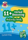 New 11+ Activity Book: Verbal Reasoning - Ages 8-9 - Book