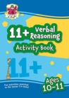 New 11+ Activity Book: Verbal Reasoning - Ages 10-11 - Book