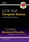 New GCSE Computer Science AQA Complete Revision & Practice - for exams in 2022 and beyond - Book