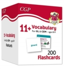 New 11+ Vocabulary Flashcards - Ages 8-9 - Book